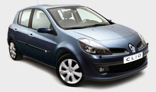 Car Hire - Renault Clio