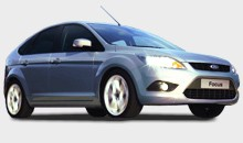 Car Hire - Ford Focus