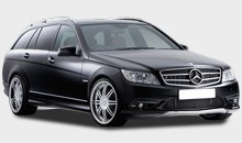 Car Hire - Mercedes C200
