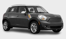 Car Hire - Mini Cooper
