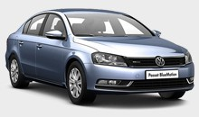 Car Hire - VW Passat