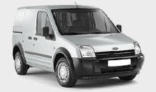 Van Hire - Ford Transit Connect