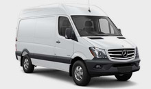 Van Hire - Mercedes Sprinter