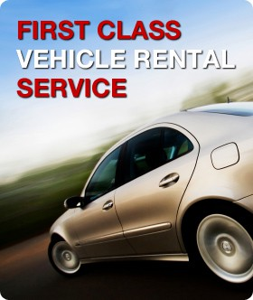 First Class Car Hire