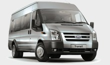 Mini Bus Hire - Ford 17